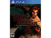 Wolf Among Us PS4