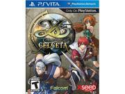 Ys: Memories of Celceta PlayStation Vita