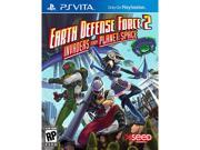 Earth Defense Force 2: Invaders from Planet Space PlayStation Vita