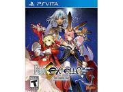 Fate EXTELLA The Umbral Star PlayStation Vita