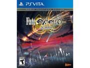 Fate EXTELLA The Umbral Star Noble Phantasm Edition PlayStation Vita