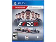 F1 2016 - PlayStation 4