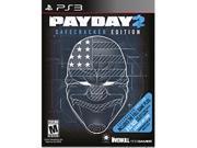 Payday 2 Safecracker PlayStation 3