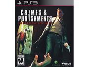 Crimes and Punishments: Sherlock Holmes PS3