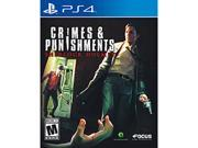 Crimes and Punishments: Sherlock Holmes PS4