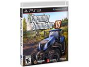 Farming Simulator 15 PlayStation 3