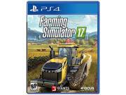Farming Simulator 17 PlayStation 4