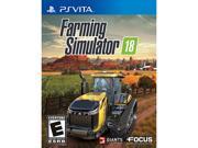Farming Simulator 18 - PlayStation Vita 9SIV00C5UU5071