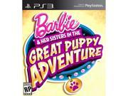 Barbie and Her Sisters: Puppy Rescue PlayStation 3