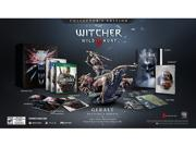 The Witcher III: Wild Hunt Collector's Edition PS4