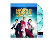 A Very Harold & Kumar Christmas (DVD + 3D + UV Digital Copy + Blu-ray) 9SIA17P3RR0151