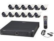 LaView LV-KN996P1612A41 Surveillance Security Camera System Configurator