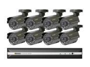 Q-See QS458-811-5 8 Channel H.264 Level Surveillance DVR Kit