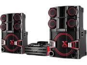 LG CM9940 HiFi DJ Shelf System