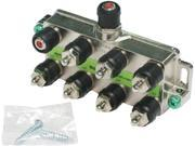 DIRECTV SPLIT8MRV (MRV) Swm 8 Way Splitter 2-2150 Mhz 1 Port Power Passing Weather Seal & Terminators