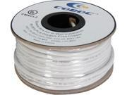 Coboc Model SPW CL2 4C18 100 WH 100 ft. 4 Conductor CL2 Rated In Wall Installation OFC Speaker Cable