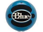 Blue Microphones SnowballNeonBlue Snowball USB Microphone