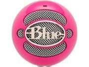 Blue Microphones SnowballNeonPink Live Sound
