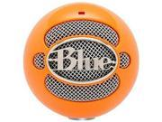 Blue Microphones SnowballNeonOrange Orange Live Sound