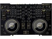Hercules 4780742 DJ Console 4-MX, Black Professional mix station for mobile & club DJs