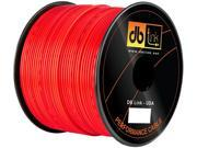 DB Link RW18R500Z Wire Spool Remote Primary Wire 500 Ft Red