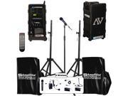 AmpliVox B9154 Platinum Wireless Package