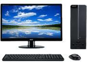 Acer Aspire XC-603 Desktop Computer - Intel Pentium J2900 2.41 GHz