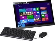 "Acer All-in-One PC Aspire AZ1-621-UR1A Pentium N3540 (2.16 GHz) 4 GB DDR3 1 TB HDD 21.5"" Touchscreen Windows 8.1 64-Bit"