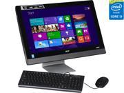 "Acer All-in-One PC Aspire AZ3-615-UR1A Intel Core i3 4160T (3.10 GHz) 8 GB DDR3 1 TB HDD 23"" Windows 8.1 64-Bit"