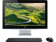 Acer All-in-One Computer Aspire AZ3-715-UR61 Intel Core i5 6th Gen 6400T (2.20 GHz) 8 GB DDR4 1 TB HDD 23.8