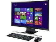 """Samsung All-in-One PC ATIV One 7 Curved DP700A7K-K01US Intel Core i5 5200U (2.20GHz) 8GB DDR3 1TB HDD 27"""" Windows 8.1 64-Bit"""
