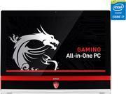 "MSI All-in-One PC AG270 2QC-042US Intel Core i7 4870HQ (2.50 GHz) 16 GB DDR3 1 TB HDD 256 GB SSD 27"" Touchscreen Windows 8.1 64-Bit"