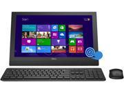 "DELL Pentium N3540 (2.16GHz) 4GB DDR3 500GB HDD 19.5"" Touchscreen All-in-One PC Windows 8.1 64-Bit i3043-5001BLK"