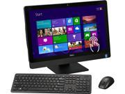 "DELL All-in-One PC Inspiron One i5348-4444BLK Intel Core i3 4130 (3.40 GHz) 8 GB DDR3 1 TB HDD 23"" Touchscreen Windows 8.1 64-Bit"