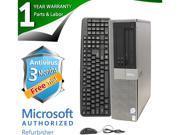 DELL Desktop Computer OptiPlex 980 Intel Core i5 650 (3.20 GHz) 4 GB DDR3 250 GB HDD Windows 7 Professional 64-Bit