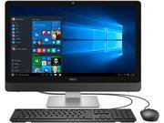 DELL Desktop Computer Inspiron 5488 i5488-7536SLV Intel Core i7 7th Gen 7700T (2.90 GHz) 12 GB DDR3L 1 TB HDD 23.8