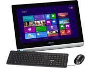"ASUS Desktop PC ET2221AUKR-01 A8-Series APU A8-5550M (2.10 GHz) 4 GB DDR3 1 TB HDD 21.5"" Windows 8 64bit"