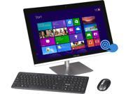 "ASUS All-in-One PC ET2321IUTH-06 Intel Core i3 4010U (1.7 GHz) 8 GB DDR3 1 TB HDD 23"" Touchscreen Windows 8"