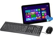 "ASUS All-in-One PC ET1620IUTT-B1 Celeron J1900 (2.00 GHz) 2 GB DDR3 320 GB HDD 15.6"" Touchscreen Windows 8.1 Pro 64-Bit downgrade"