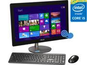 "ASUS All-in-One Computer ET2324IUT-C2 Intel Core i5 5200U (2.20 GHz) 8 GB DDR3 2 TB HDD 23"" Touchscreen Windows 8.1 64-Bit"