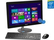 """ASUS All-in-One Computer ET2324IUT-C2 Intel Core i5 5200U (2.20 GHz) 8 GB DDR3 2 TB HDD 23"""" Touchscreen Windows 8.1 64-Bit"""