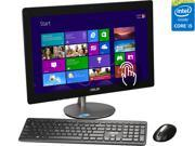 "ASUS All-in-One Computer ET2324IUT-C2 Intel Core i5 5200U (2.20 GHz) 8 GB DDR3 2 TB HDD Intel HD Graphics 5500 Shared memory 23"" IPS FHD1920 x 1080 Touchscreen Windows 8.1 64-Bit"