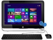 HP Pavilion TouchSmart Desktop PC A-Seri...