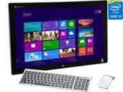 "Lenovo All-in-One PC Horizon 2 27 F0AQ000PUS Intel Core i5 4210U (1.7 GHz) 8 GB DDR3 1 TB HDD 27"" Windows 8.1 64-Bit"