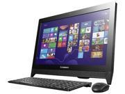 """Lenovo All-in-One PC C260 Celeron J1800 (2.41GHz) 4GB DDR3 500GB HDD 19.5"""" Windows 8.1 64-Bit"""