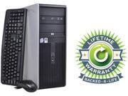 HP Compaq Desktop PC Core 2 Duo 3.0GHz 4GB 160GB HDD Windows 7 Professional
