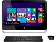 "HP  A8-Series APU  A8-6410 (2.00GHz)  8GB DDR3  1TB  HDD 23""  Touchscreen All-in-One PC Windows 8.1 64-Bit  23-p114"