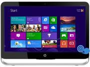 """HP All-in-One Computer Pavilion 23-P139 A10-Series APU A10-7800 (3.50GHz) 8 GB 2TB HDD 23"""" Touchscreen Windows 8.1"""