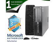HP Desktop Computer Z200 Intel Core i5 650 (3.20 GHz) 4 GB DDR3 1 TB HDD Windows 7 Professional 64-Bit
