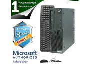 ThinkCentre Desktop Computer M70E Core 2 Duo E8400 (3.00GHz) 4GB DDR3 320GB HDD Windows 7 Professional 64-Bit
